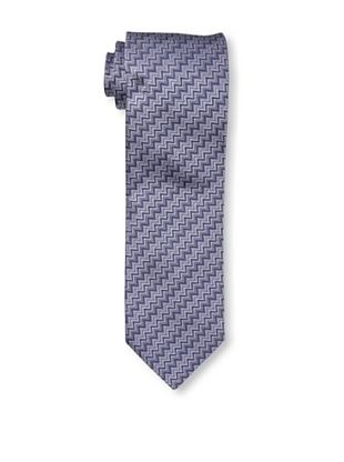 53% OFF Missoni Men's Mini Zig Zag Tie, Blue