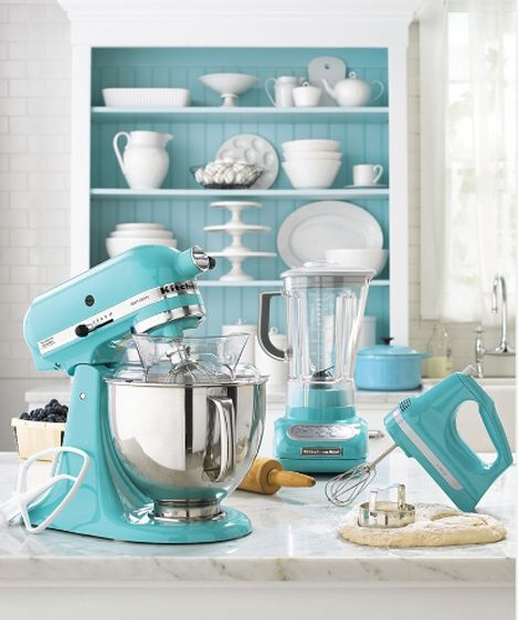 Matching kitchen tools