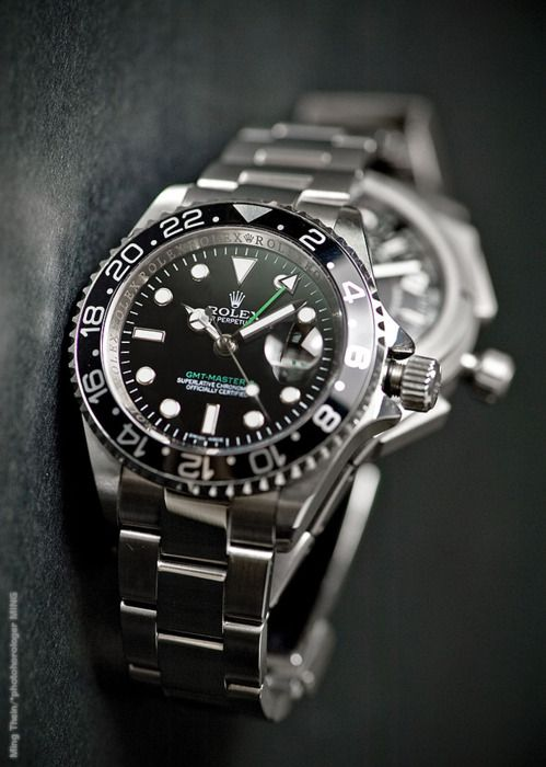 Rolex GMT Master.