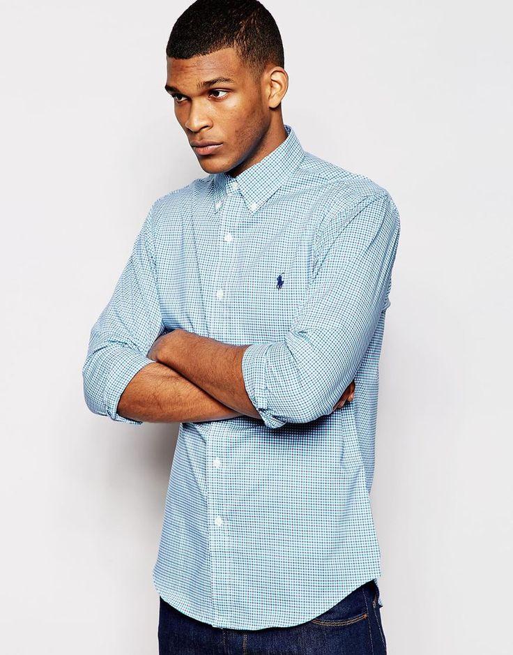 Polo Ralph Lauren Smart Shirt In Slim Fit. Asos UkMen's ...