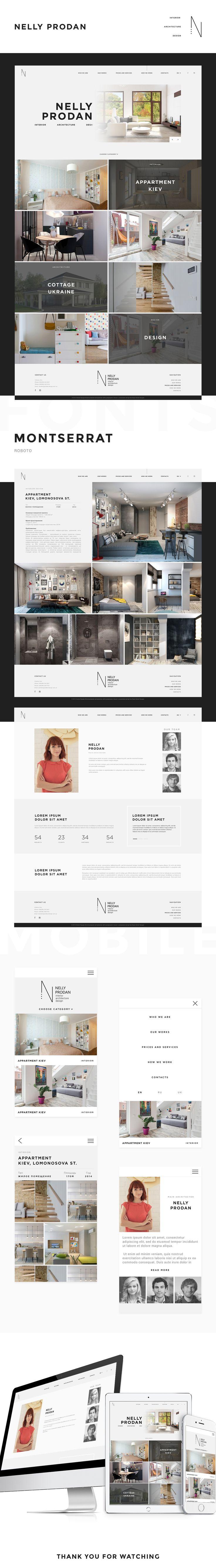 Architect / Design studio on Behance