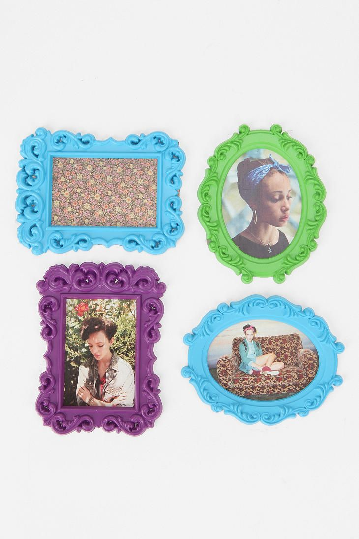 mini memories magnetic frame