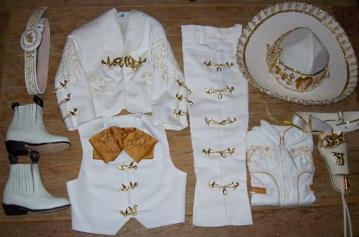 Charro Toddlers Baptism Embroidered rooster all include: CHARRO ITEMS(HAT,BOOT,BELT,BOWTI - CHARRO OUTFITS - setgayobone - www.mexicanwonders.com - Mexican Regional Costumes,Charro outfits always low prices