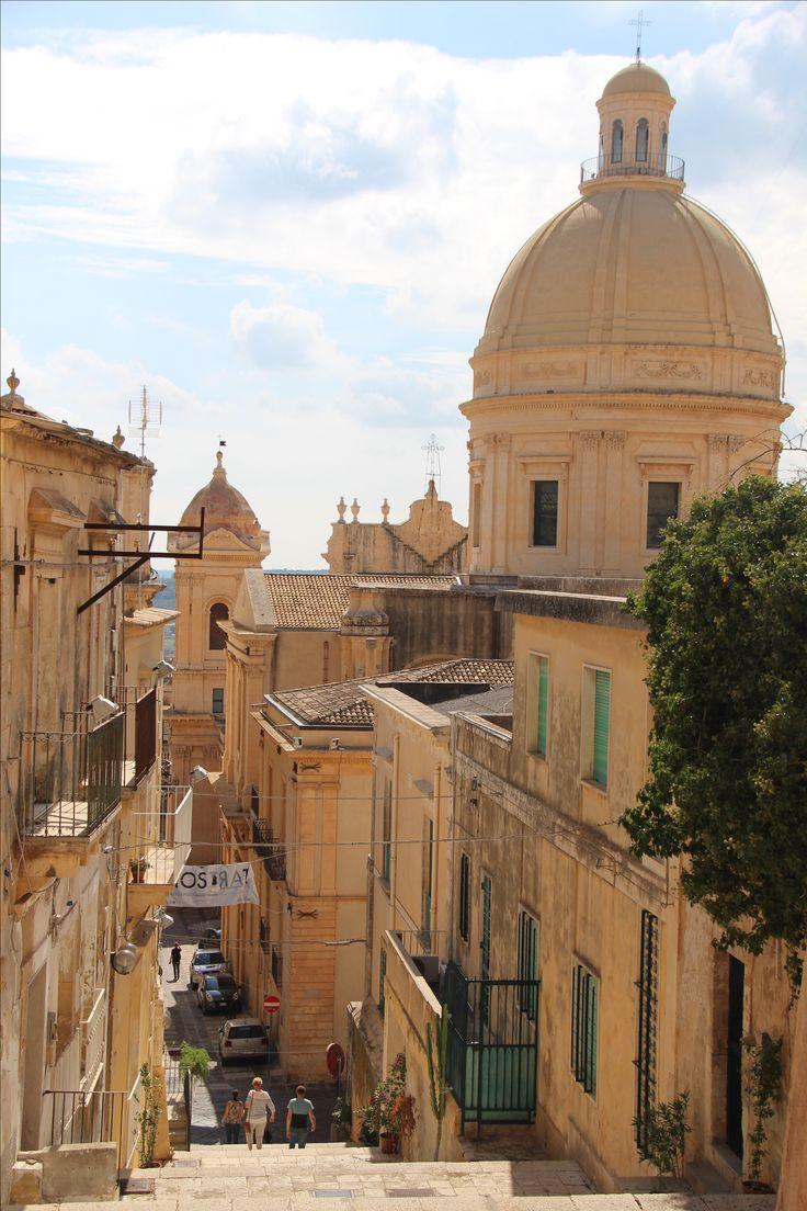 Sicily / Noto / City / Beautiful