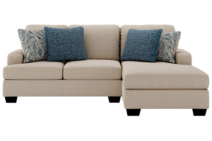 Enola 2 Piece Sectional With Chaise Ashley Furniture Homestore In 2021 Sectional Furniture Ashley Furniture