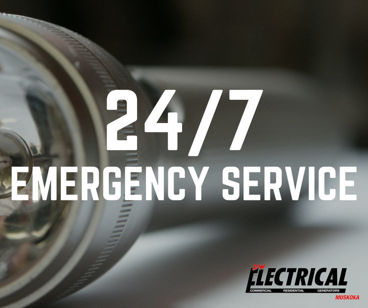 #DWElectrical offers 24 hour emergency #electrical services. Feel safe knowing DW Electrical has your covered.