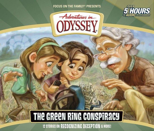 Adventures in Odyssey #53