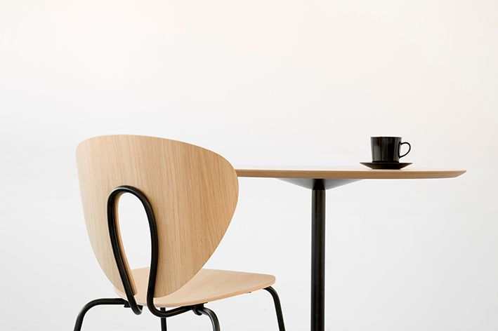 Globus Timber by Jesus Gasca for Stua. Available from Stylecraft.com.au