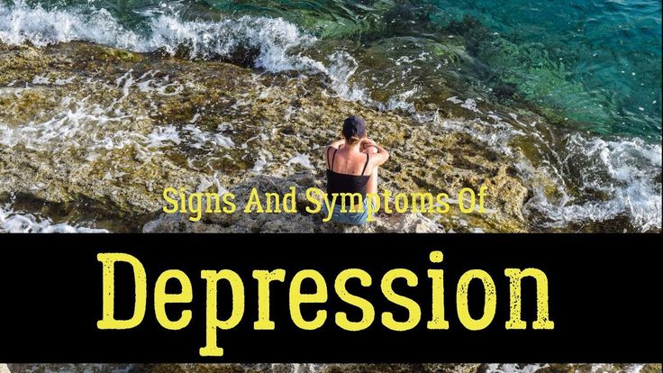 10 Signs And Symptoms Of Depression In Women And Men