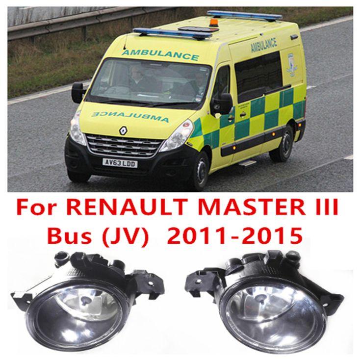 $24.88 (Buy here: https://alitems.com/g/1e8d114494ebda23ff8b16525dc3e8/?i=5&ulp=https%3A%2F%2Fwww.aliexpress.com%2Fitem%2FFor-Renault-MASTER-3-III-Bus-JV-2011-2015-Car-Styling-Front-Bumper-Halogen-Fog-Lights%2F32579617597.html ) For Renault MASTER 3/III Bus (JV) 2011-2015 FOG LAMPS  Car Styling Front Bumper Halogen Fog Lights High Brightness for just $24.88