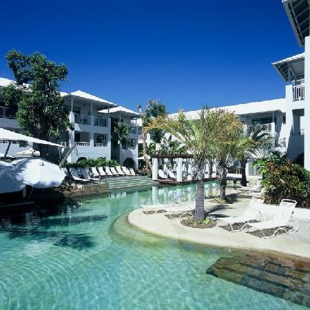 Mantra PortSea Port Douglas, where we'll be staying! Gorgeous!