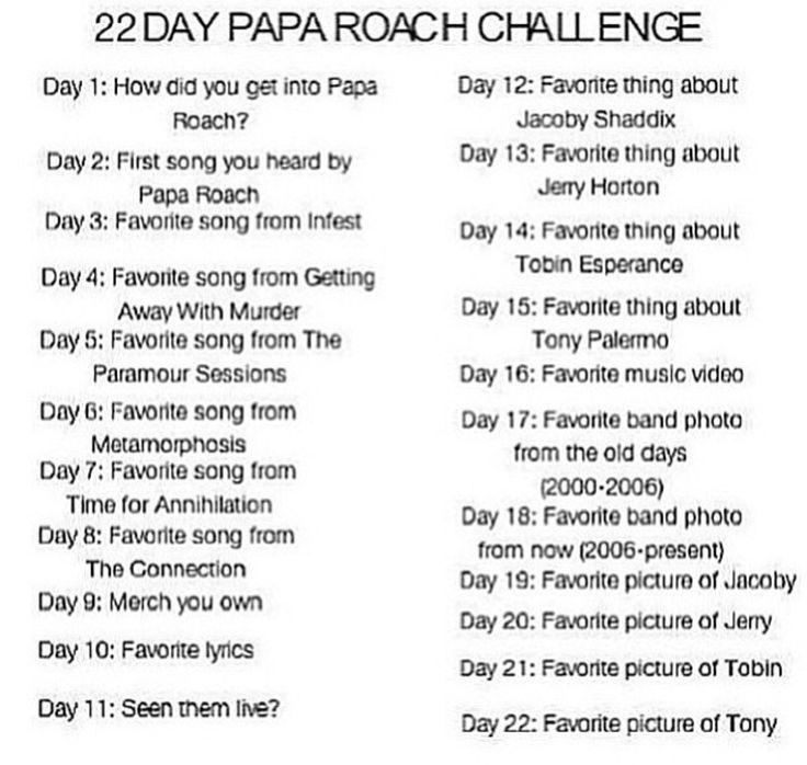 papa roach infest song