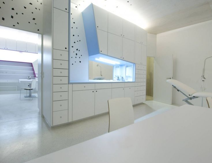 Parkpraxis X Architekten Ceilings Doctor Office And