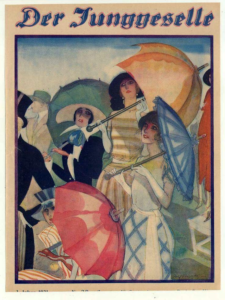 Der Junggeselle , 1921