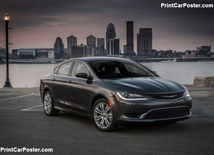 Exceptionnel Chrysler 200 2015 Poster