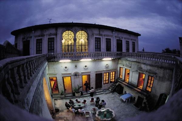 Urfa'da  geleneksel avlulu ev. #sanliurfa #urfa #turkey