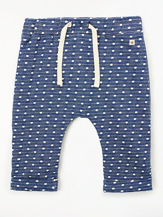 034d8e1044e99e John Lewis & Partners Baby Spot Joggers, Blue Toddler Boy Outfits, Toddler  Boys,