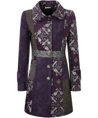 Elegantly Eye Catching Coat, Women, Coats and Jackets