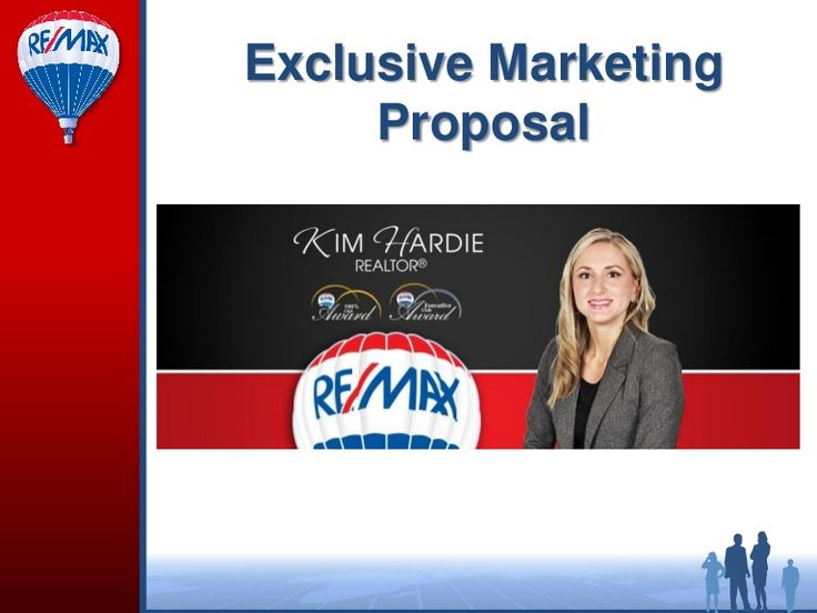 Exclusive Marketing Proposal
