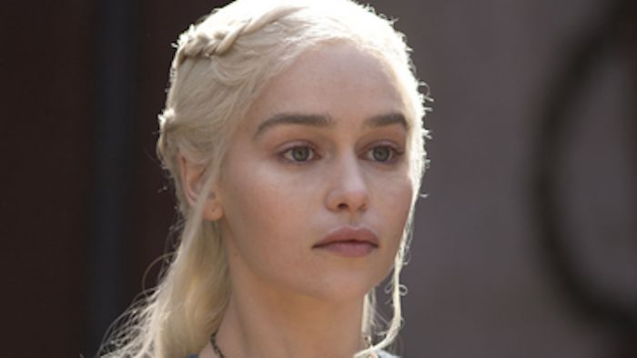 Daenerys Targaryen's body double could be her twin, and it's freaking everyone out.