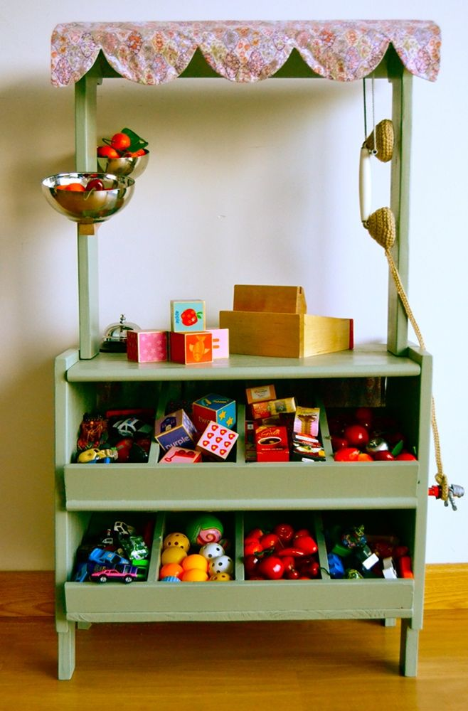 Mommo Design Diy Play Shops
