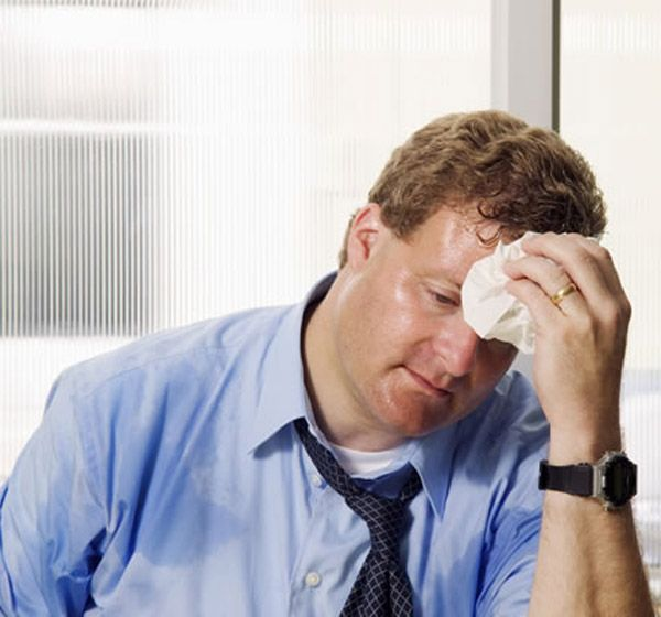 Excessive Sweating: What Are the Causes and What to Do?