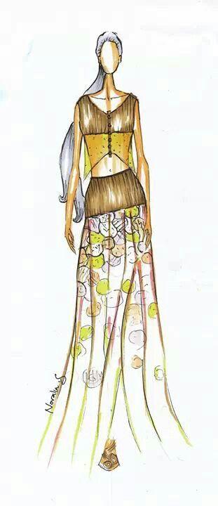 Novalia fashion illustration