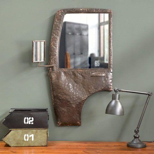 Miroir indus portière Tacot