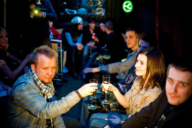 Michal Piróg i Ilona Felicjanska Partybus www.partybus.pl