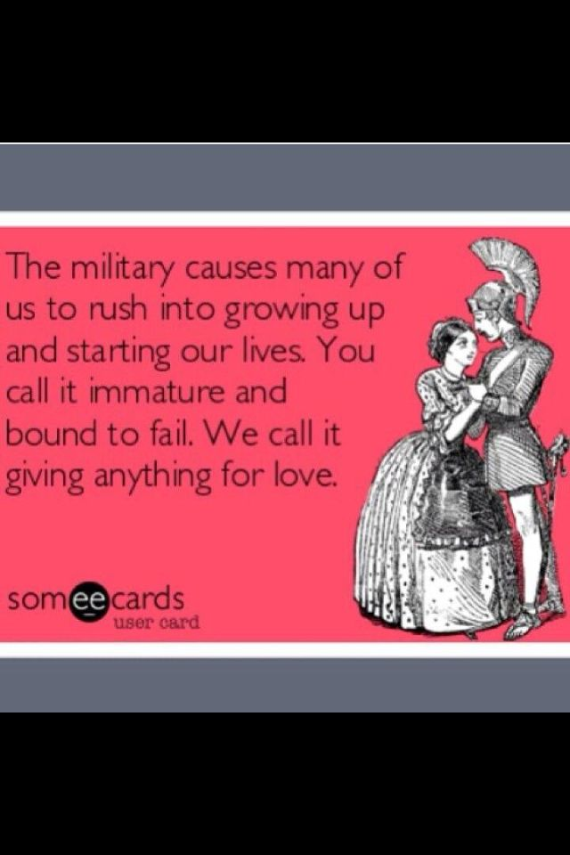 All about military love and relationships :)