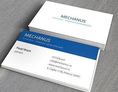 Mechanus Corporate Identity