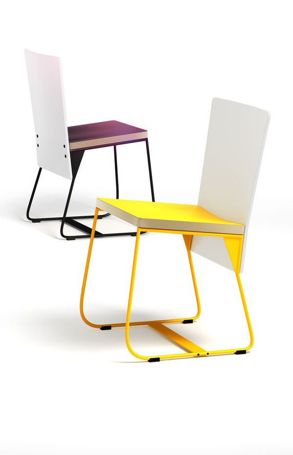 1539 best only chairs solo sillas images on pinterest for Studio design sillas