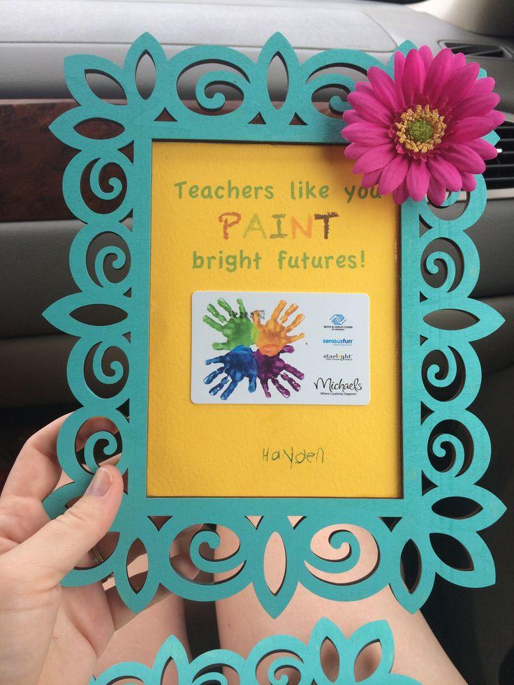 Classroom Ideas For Preschool Teachers : Images about nursery farewell gift on pinterest