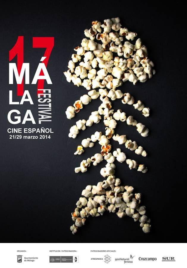 Carteles candidatos al 17º Festival de Cine Español de Málaga (II)
