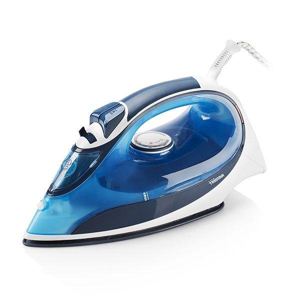 El mejor precio en Hogar 2017 en tu tienda favorita https://www.compraencasa.eu/es/secadoras-planchas-tendederos/91328-plancha-de-vapor-tristar-st8148pr-0-25-l-2200w-azul-blanco.html