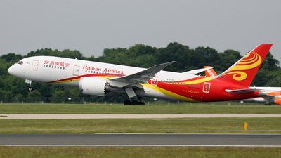 Photo of B-2728 - Boeing 787-8 Dreamliner - Hainan Airlines