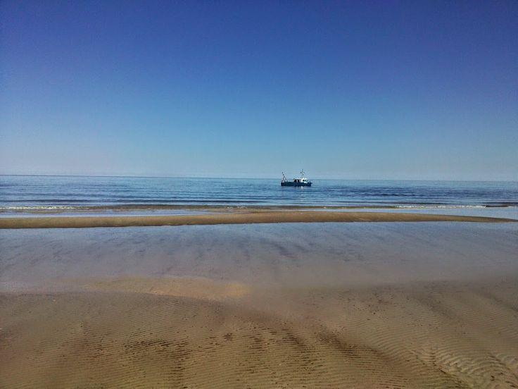 w upalny dziń ochłody doda tylko nasze morze :)