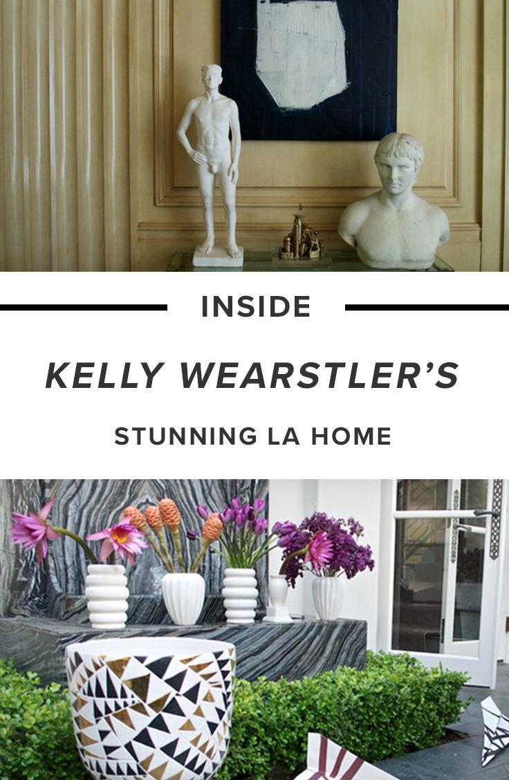 Inside Kelly Wearstler's Stunning LA Home
