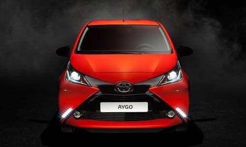 #Toyota #Aygo. El coche con fuerte personalidad.