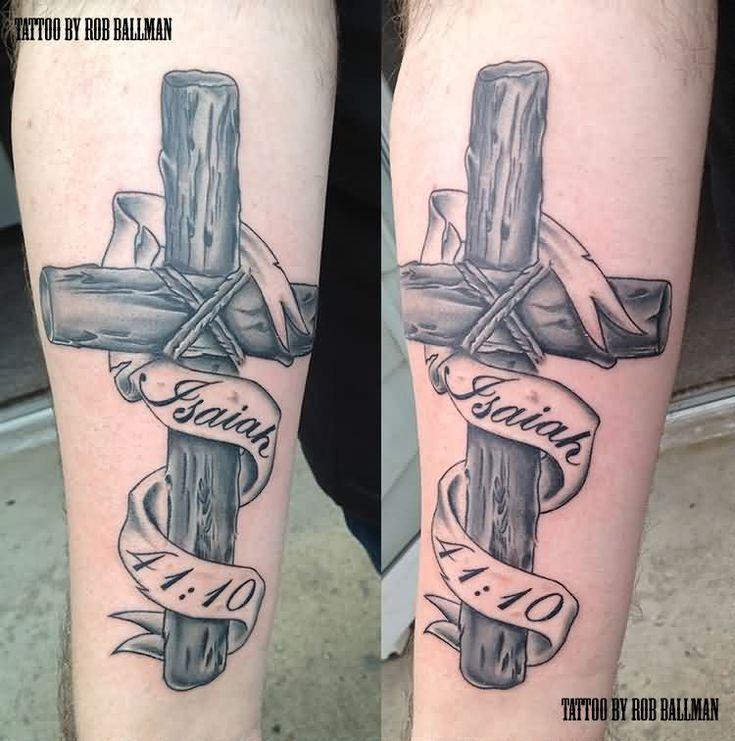 best 25 wooden cross tattoos ideas on pinterest cross tattoo for men tattoo for man and body. Black Bedroom Furniture Sets. Home Design Ideas