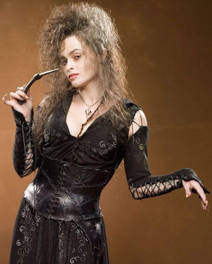Harry potter bellatrix lestrange costume