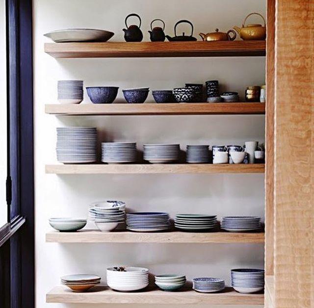 Best 20 Open Pantry Ideas On Pinterest: 17 Best Ideas About Oak Floating Shelves On Pinterest
