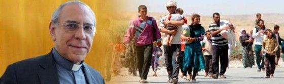 AL LADO DEL DRAMATISMO ESTÁ EL MENSAJE DE FE DE LOS CRISTIANOS PERSEGUIDOS: P. MARIO ÁNGEL FLORES  http://www.siame.mx/apps/info/p/?a=13864&z=32