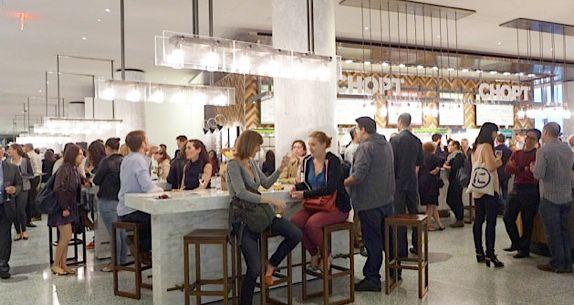 Hudson Eats hudson eats, brookfield place, new york | food halls | pinterest