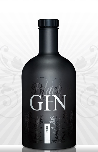 BLACK Gin - run fach sensationell!