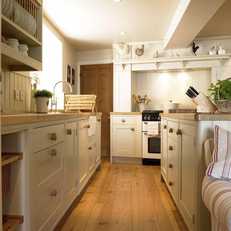 Painted Farrow & Ball Bone Kitchen by Intone Designs