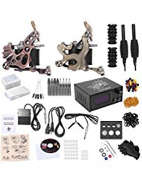 Shark Complete Professional Tattoo Kit