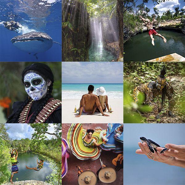 Чем заняться в Канкуне? Яркие события и впечатления #Mexico