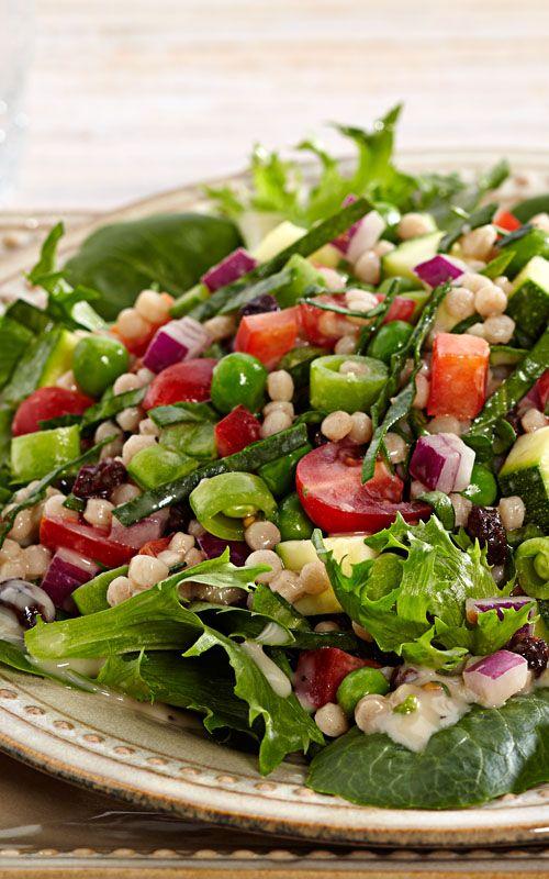 Six Vegetable Couscous Salad Recipe