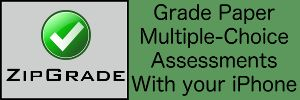 Scan Answer Sheets From Your iPhone or iPad with ZipGrade | Class Tech Tips